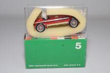@. 1:43 RIO 5 ALFA ROMEO P3 MONOPOSTO GRAN PRIX RED MINT BOXED