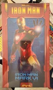 MARVEL Studios Iron Man Mark VI Moebius Model Kit 1/8 Scale Part No. 922