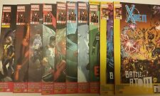 marvel,X-MEN,XMEN,1,2,3,4,5,6,7,8,9,10,2014,panini,occ,lot