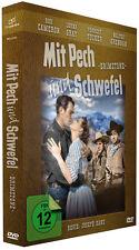 Mit Pech und Schwefel - mit Forrest Tucker, Rod Cameron, Western Filmjuwelen DVD