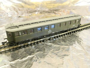 ** Fleischman 838083 Ex Prussian Coach in Service of the DB N Gauge