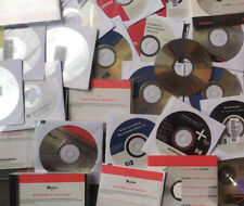 DVD / CD-ROM support original restauration-drivers&restore tools-applications