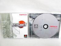 ACE COMBAT 2 PS1 Playstation PS Namco Japan Game p1