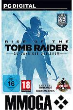 Rise of the Tomb Raider 20 jähriges Jubiläum Year Celebration Key STEAM PC EU DE