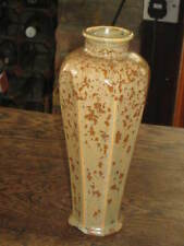 Vases 1900-1919 (Art Nouveau) European Art Pottery