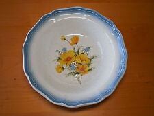 Mikasa Country Club AMY CA503 Round Serving Vegetable Bowl 9 1/2 1 ea