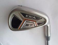 Adams Golf Idea a7 7 IRON True Temper Lite rigida albero in acciaio, impugnatura Golf Pride