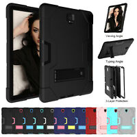 For Samsung Galaxy Tab S4 10.5 T830 Shockproof Rugged Hard Protective Case Cover