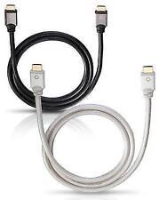 Oehlbach Black Magic High Speed HDMI M. Ethernet 0.40m