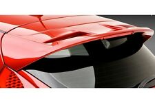UN-PAINTED for FORD FIESTA 5DR HATCHBACK  2011-2016 LIGHTED SPOILER WING NEW