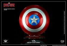1/9 King Arts Avengers de metal Capitán America Escudo kss009 MARVEL KA kingarts