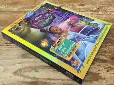 The Princess and the Frog Disney Blu-ray DVD 2010 3-Disc Set NO Digital Copy