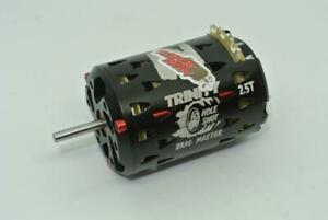 New Trinity Drag Master Holeshot 2.5 Turn UPGRADED Rotor Ron Tuned Mod Motor