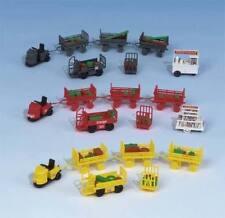 Decoración y piezas de escala H0 Kibri para modelismo ferroviario