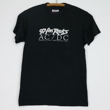 Acdc Shirt Vintage tshirt 1982 97 Fm Rocks For Those About To Rock Energia Band