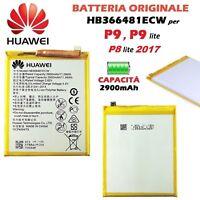 BATTERIA HUAWEI HB366481ECW PER P10 LITE P8 LITE 2017 P9 P9 LITE P20 LITE