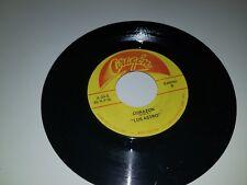 """LOS ASTRO Corazon / Vida Mia ARAGON 34 TEJANO 45 VINYL 7"""" RECORD"""