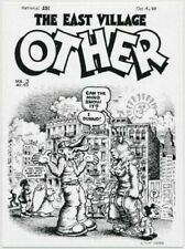 ROBERT CRUMB 'THE EAST VILLAGE OTHER' POSTCARD