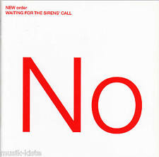 NEW ORDER - Waiting For The Sirens' Call > CD Album