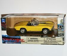 Newray - CHEVROLET CORVETTE 1967 (Yellow) Model Scale 1:43