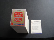 *** Panini Football 84 Sickers (1984) ***