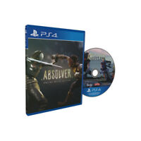 Absolver Special Reserve Games PlayStation PS4 2017 US English Factory Sealed