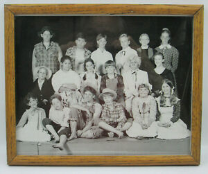 School Theater Group Students in Costume Framed Photo Contemporary SF Bay Area 4