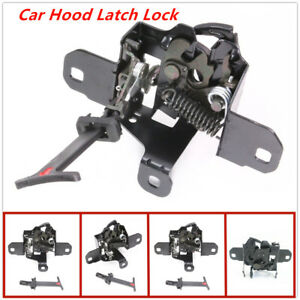 Dedicated High quality Car Hood Latch Fit For 1999-2005 Jetta GTI MK4 Novel