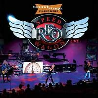 REO Speedwagon - Live On Soundstage (NEW CD+DVD)