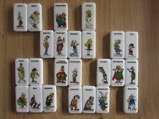 24 Domino Asterix Auchan Dominomania / Domino mania