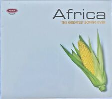 Africa Greatest Songs Ever (Petrol Records, 2006) Sealed CD