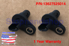 2PCS New CPS Camshaft Position Sensor for BMW 325 328 335 528 M3 M4 X3 X5 X6 Z4