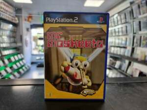 Mr Moskeeto - PS2 - FAST & FREE DELIVERY