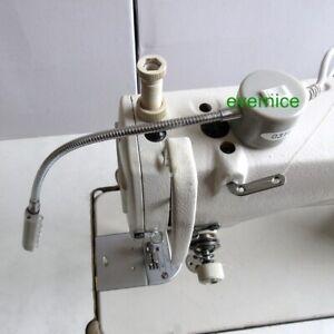 10 Led Light Lamp Magnetic Base W/ Plug 110V 220V For Juki Ddl-8500 5550 8700