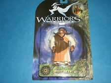 WARRIORS OF VIRTUE: 'The Movie' WILLY BEEST 'Warmbloods'1997 Action Figure