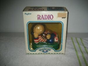 CABBAGE PATCH KIDS DOLL Transistor AM Radio 1985 unused open box