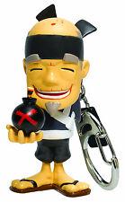 Fruit Ninja Sensei BOMB Keychain Keyring Blade Slice Video Game Halfbrick New