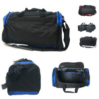 Duffle Duffel Bag Bags Gym School Workout Travel Luggage Carry On 19""