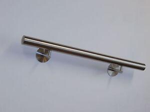 """Edelstahl Handlauf Ø42,4mm """"E-S21-42"""" V2A Geländer Handläufe Treppenhandlauf"""