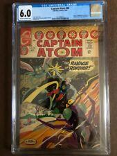 Captain Atom #88, October 1967, Charlton Comics, CGC Grade 6.0 FN