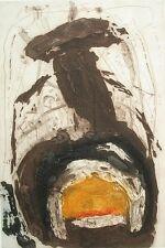SHAFIK Medhat (El Badari, Assiut 1956), Senza titolo. Esemplare p.d.a. Cm 66x99
