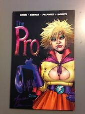 AUtographed THE PRO #1 VF/NM SIGNED CONNER-PALMIOTT Image Comics