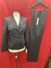 EVAN PICONE PANT SUIT/CHOCLATE /SIZE 6/NEW WITH TAG/RETAIL