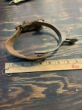 New ListingVintage Horse Spurs One only Leather Buckles