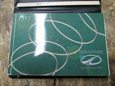 1997 OLDSMOBILE EIGHTY-EIGHT OPERATORS OWNERS MANUAL GLOVE BOX BOOK ORIGINAL