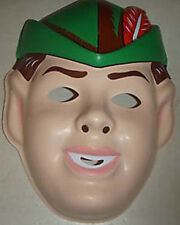 NEW! DISNEY PETER PAN Fancy Dress COSTUME MASK
