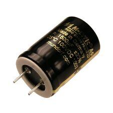 Mundorf Kondensator Elko 1500uF 100V 105°C MLytic ® AG Audio Grade 853516