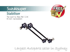 2 x Front Sway Bar Link Kit Bushes Toyota AVENSIS  Stabiliser 2003-2006 Pair