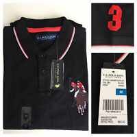 US POLO ASSN POLO SHIRT  Men's Summer  TOP T SHIRT BIG PONY  100% GENUINE