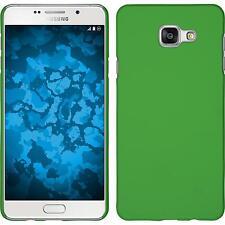 Custodia Rigida Samsung Galaxy A7 (2016) A710 gommata verde